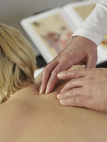 Manuelle Therapie / Osteopathie