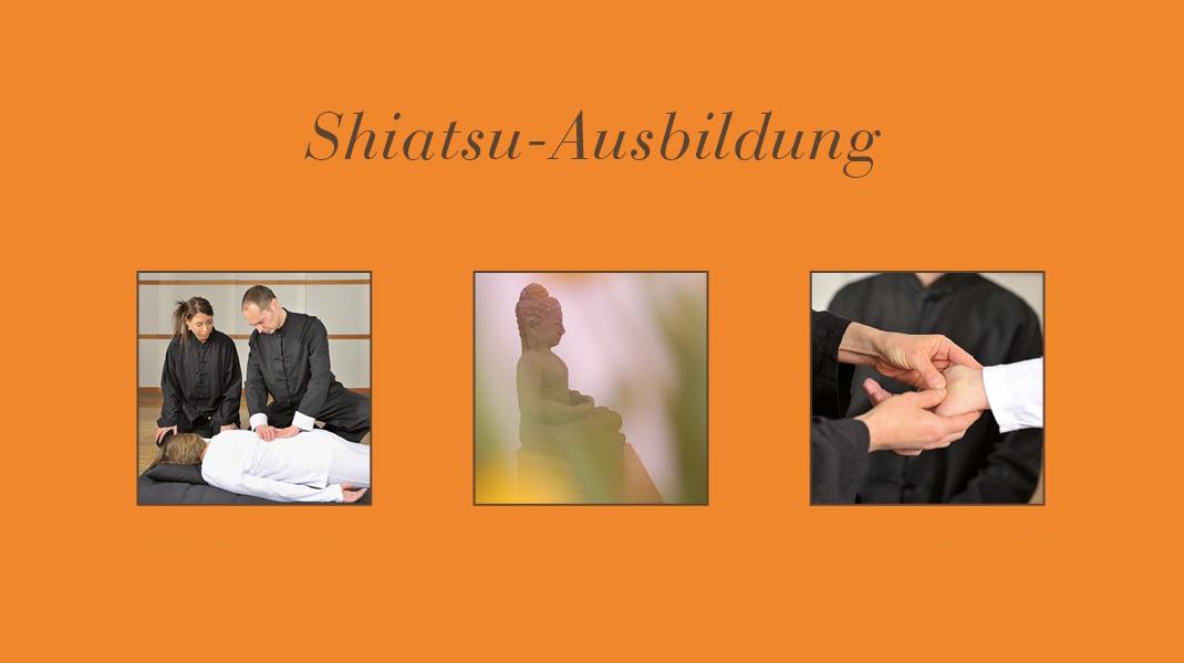 Shiatsu-Ausbildung
