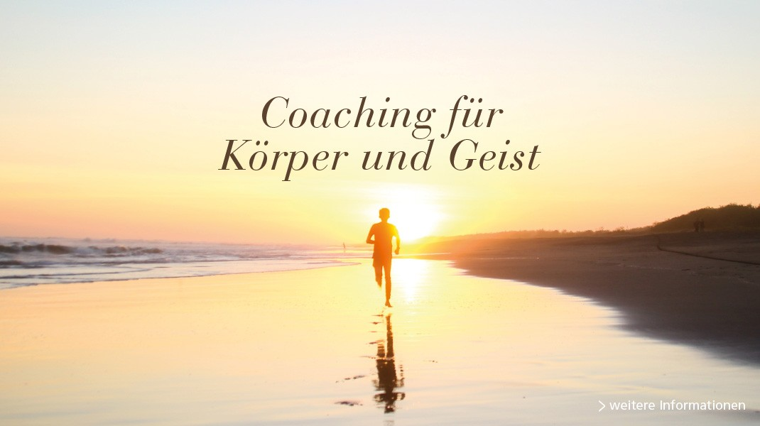 Coaching für Körper und Geist